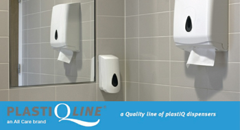 PlastiQline dispensers