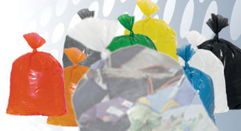 Plastic zakken transparant